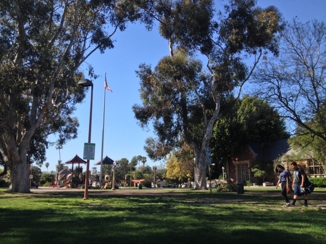 Los Angeles High Memorial Park