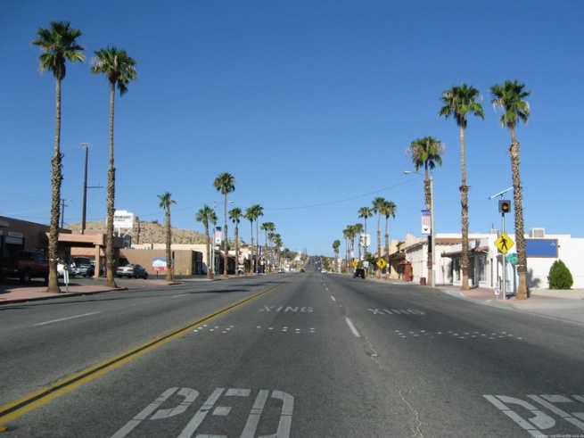 Twentynine Palms (Image source: Vote 29)