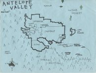 Ink map of the Antelope Valley, c. 2010 -- California Fool's Gold — An Antelope Valley Primer