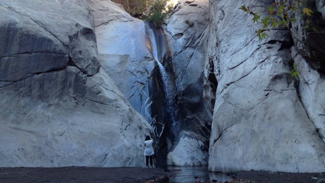 Tahquitz Canyon Falls