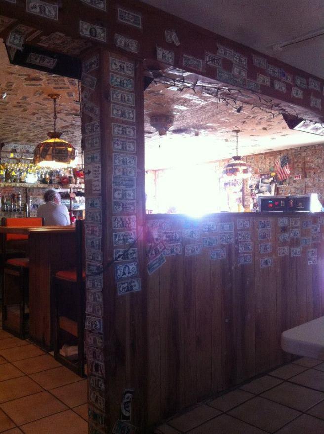 Inside Ski Inn