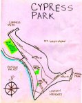 Ink map of Cypress Park, 2009 -- California Fool's Gold — Exploring Cypress Park