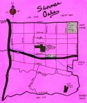 Ink map of Sherman Oaks, 2010 -- California Fool's Gold — Exploring Sherman Oaks