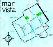 Ink map of Mar Vista, 2010 -- California Fool's Gold — Exploring Mar Vista