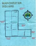 Ink map of Manchester Square, c. 2010