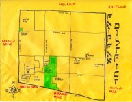 Ink map of the Fairfax District, 2011 -- California Fool's Gold — Exploring Fairfax