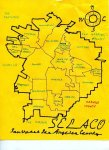 Ink map of Southeast Los Angeles, c. 2011 (Version 2) -- California Fool's Gold – a Southeast Los Angeles Primer