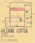Ink map of Wilshire Center, 2012
