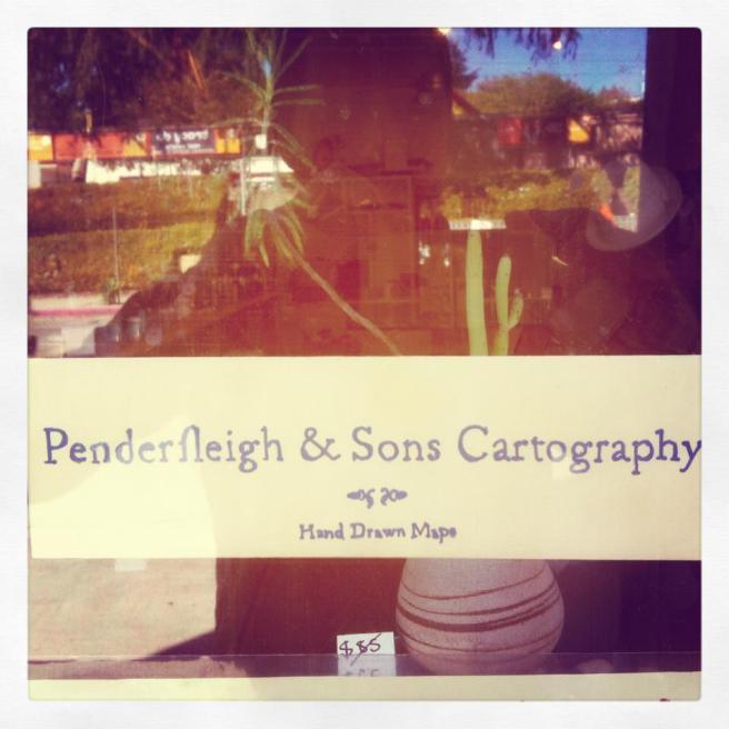 Pendersleigh & Sons Cartography