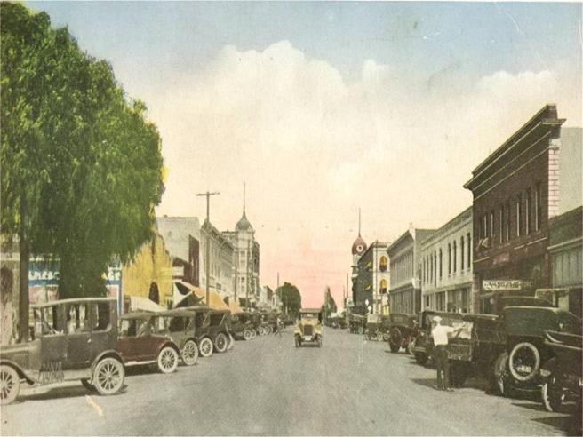 8th Street in Colton