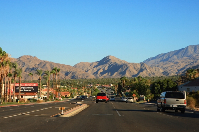 Cathedral City, California (image source: Patrick Pelster)