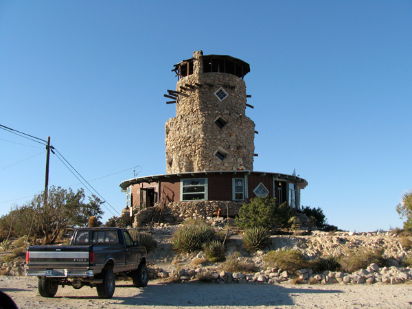 Desert View Tower (Image Source: Notcot)