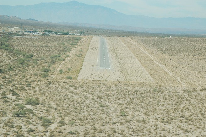 Chiriaco Summit Airport (image source: Flying California)