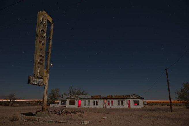 Henning Motel (Image source: Fading Nostalgia)