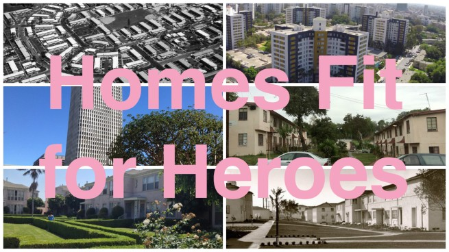 Home Fit for Heroes