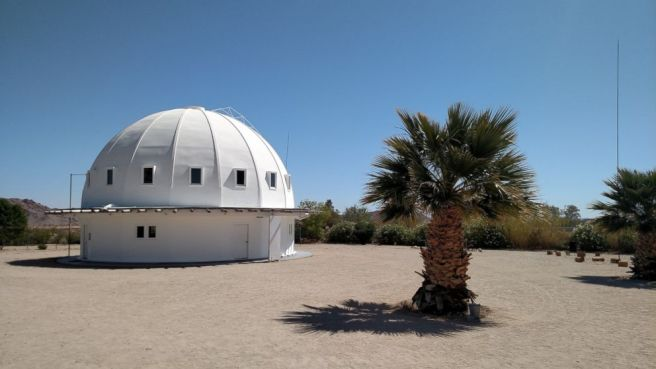 The Integratron (Image source: Kai MacMahon)
