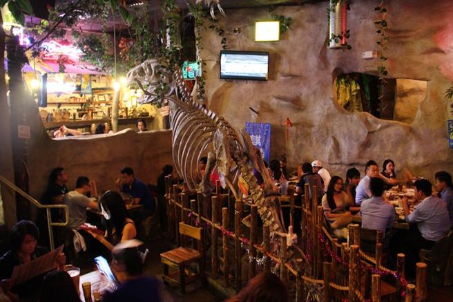 Jurassic Restaurant