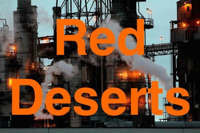 Red Deserts