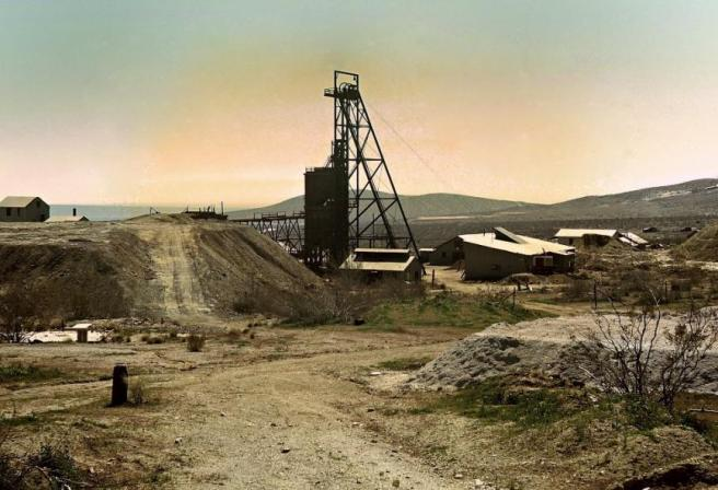 Red Mountain Kelly Mine (Image source: dwinslow)