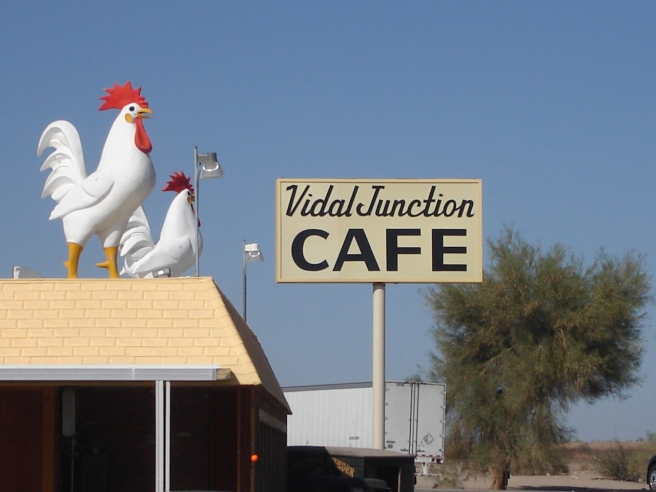 Vidal Junction Cafe (Image source: ITSMADNESS)