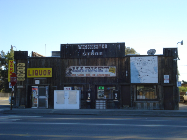 Winchester, California (image source: Wikipedia)