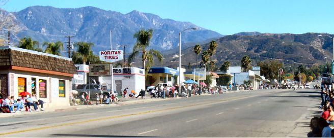 Yucaipa Boulevard (Image source: Jessie Pearl)