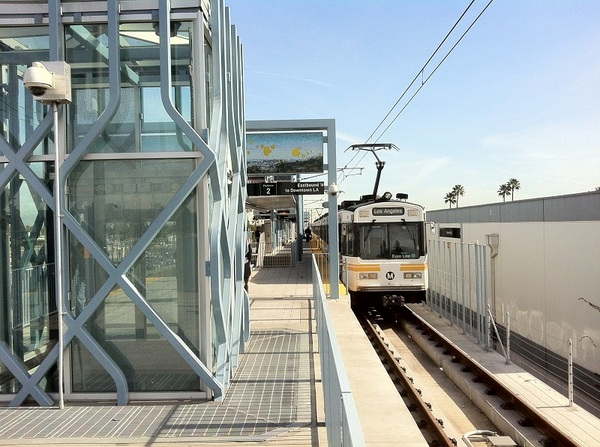Culver City Station