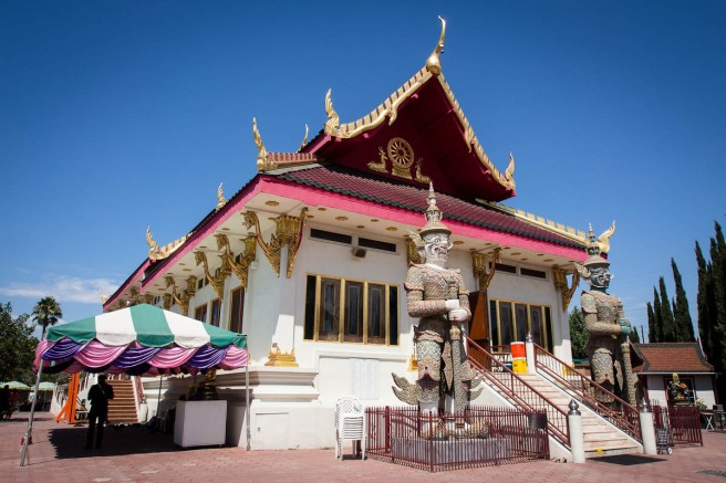 Wat Thai (Image source: Seeking Heartwood)