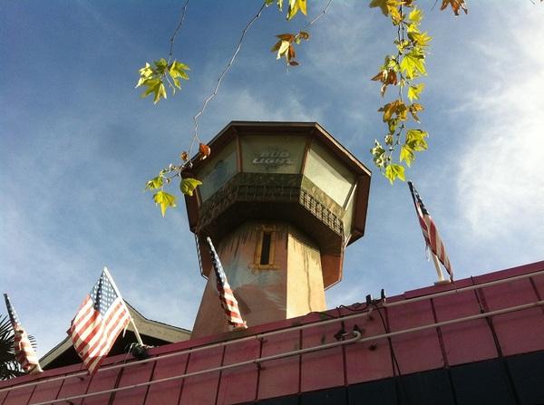 Fantasy Island Show Girls lighthouse