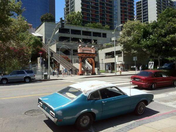 Angels Flight -- not working