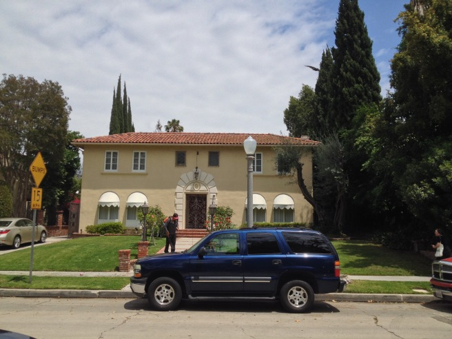 Baby Jane Hudon's House