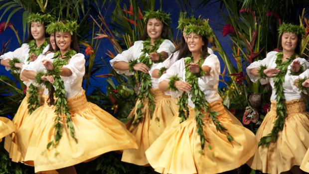 Hula at the Long Beach Performing Arts Center (Image source: E Hula Mau)