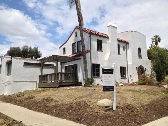 Robert Aldrich home