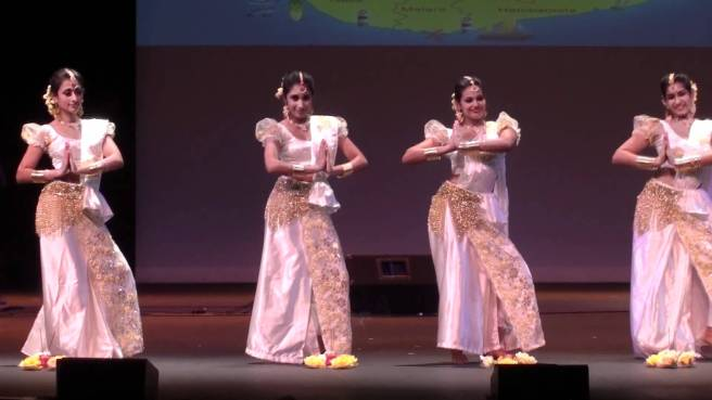 Sri Lanka Independence Day 2012 Los Angeles - Opening Dance (Image source: ninjavin10)