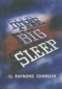 First edition of The Big Sleep