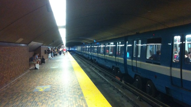 Mont Royal Station