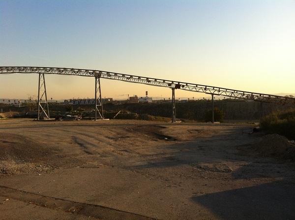 Vulcan Materials Inert Materials Landfill - former gravel quarry