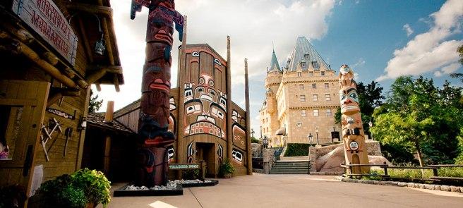 Epcot's Canada Pavilion (Disney Dose)