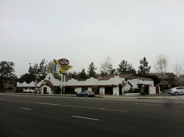 La Paloma Restaurant in La Verne