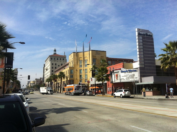 Pasadena Playhouse District and the Laemmle Playhouse 7
