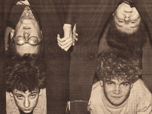 Pulp in Melody Maker, 1982