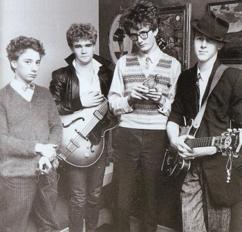 Pulp in 1981, Sheffield Telepgraph