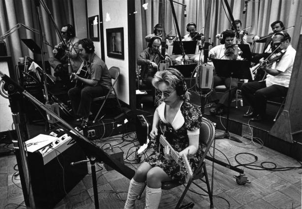 Carol Kaye on bass