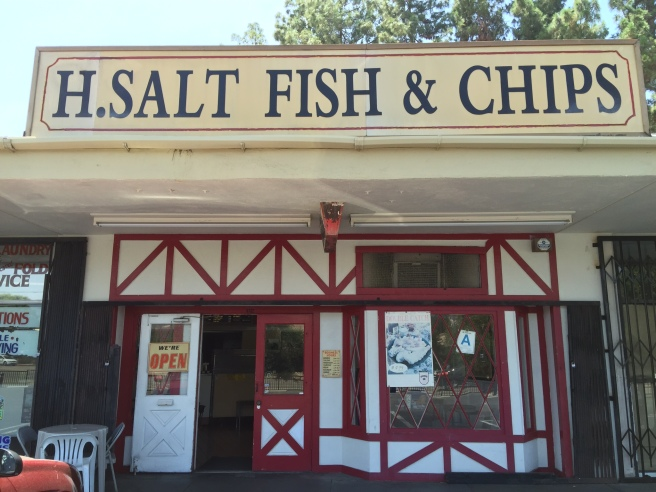 H. Salt Fish & Chips -- source: Una