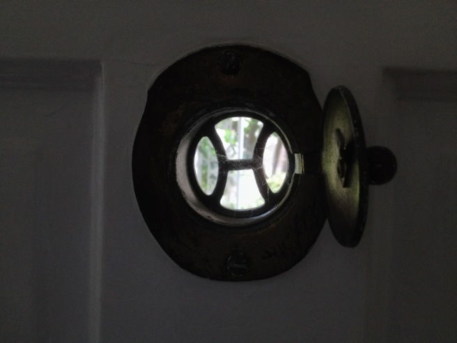 The Brass Peephole