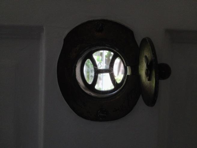 The Brass Peephole