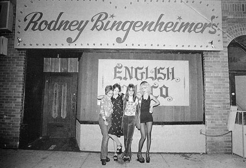Rodney Bingenheimer's English Disco