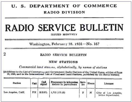 1931license