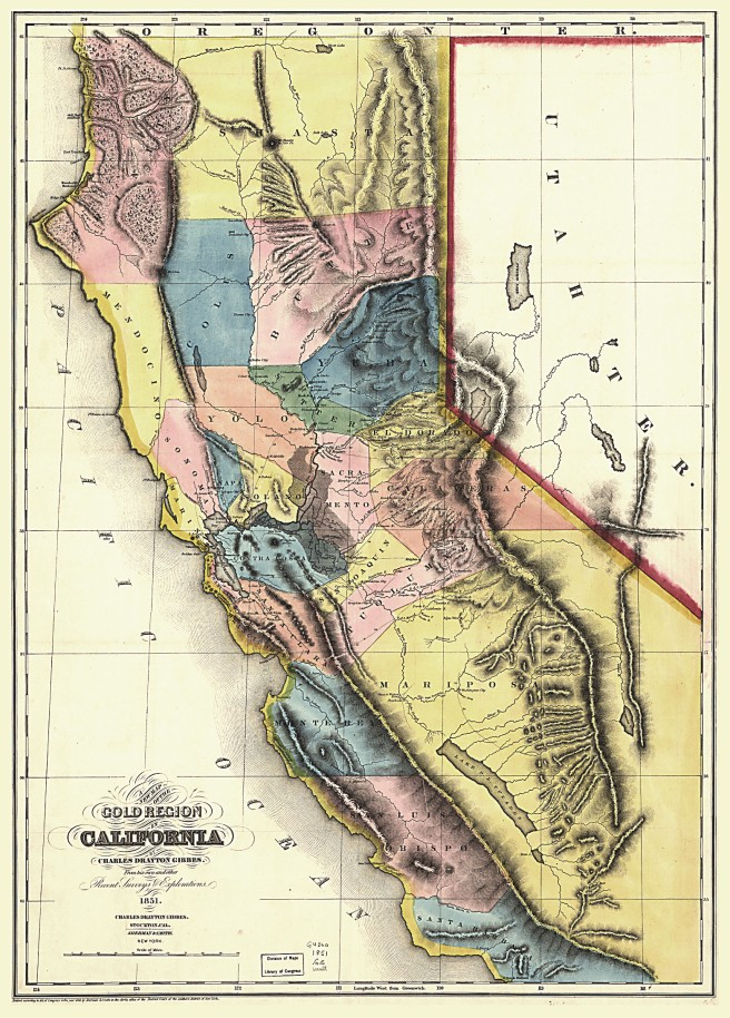 1851-California-Regional-Map