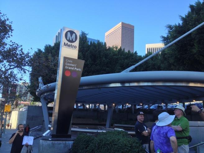 Civic Center:Grand Park Station